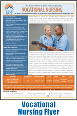 LVN Program Flyer