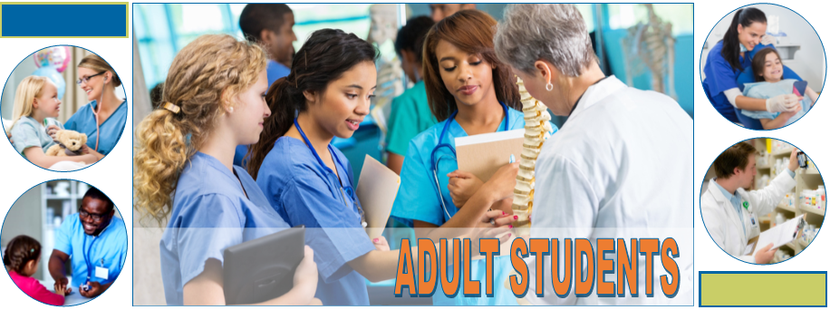 Adult Programs Website Banner