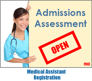 Medical Assistant TABE Exam Open