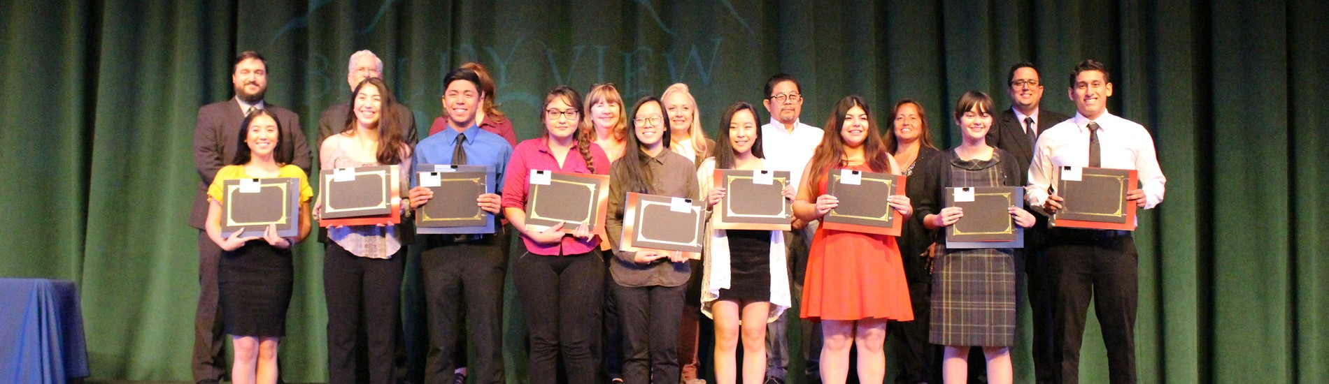 BVROP Foundation Scholarship Award Winners